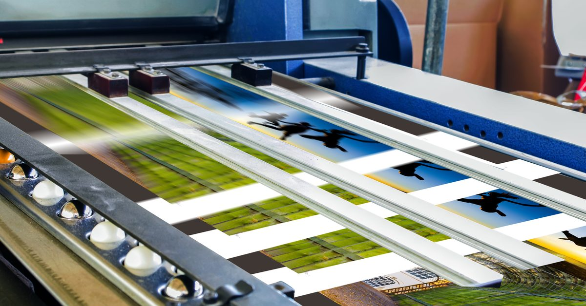 What is Offset Printing