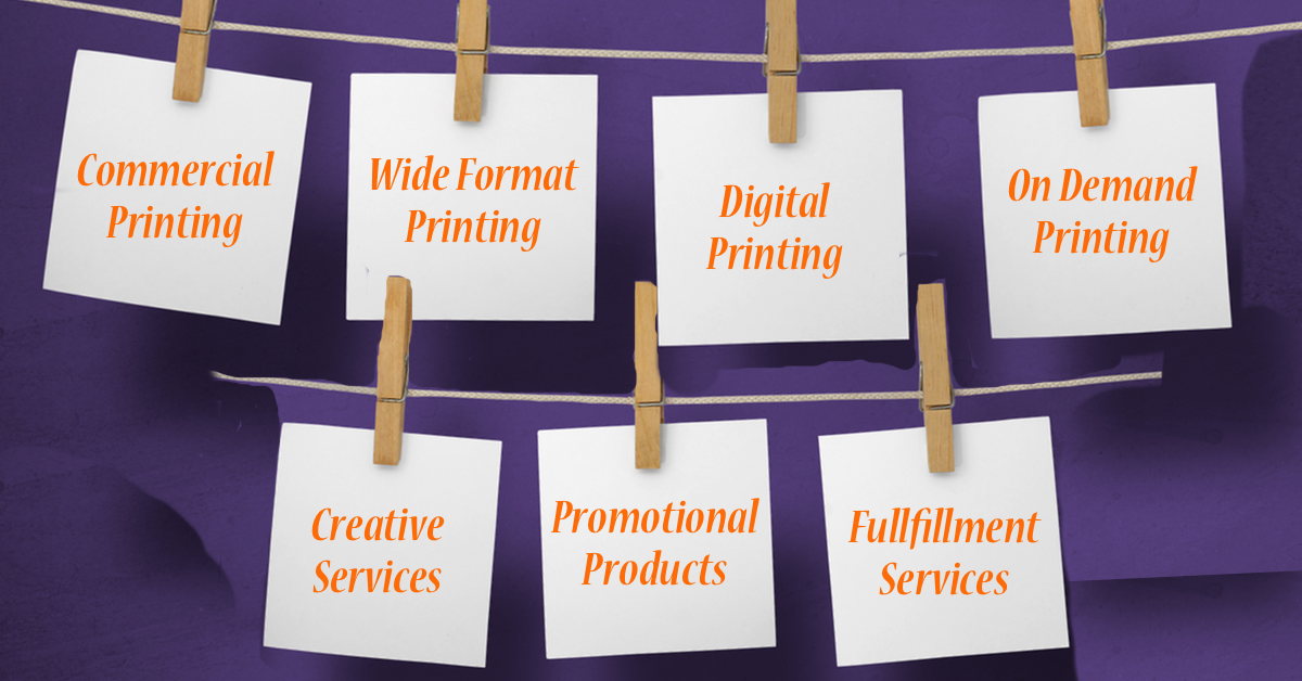 Looking for a Commercial Printing Company