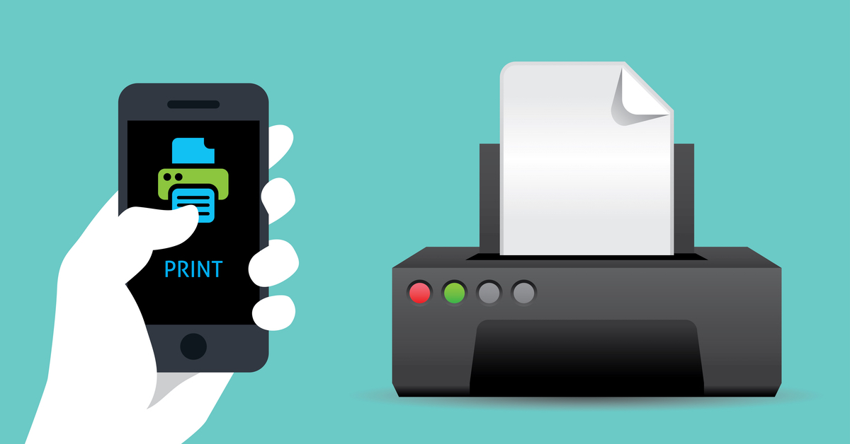 Do you want to know how to print from your IPhone?