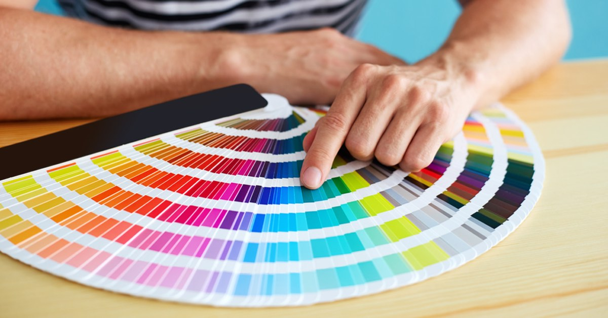 Emphasize Color in Your Retail Print Marketing Campaign