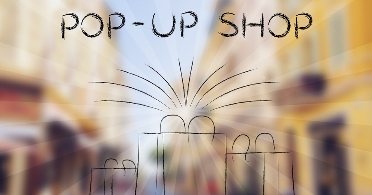 Tips For a Successful Pop-Up Shop
